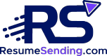 Resume Sending Logo